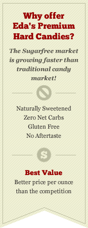 Why offer Eda's Sugarfree